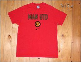 Koszulka T-shirt NIKE L MANCHESTER UNITED - BDB fajna