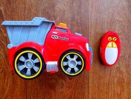 """Машинка игрушечная на инфракрасном управлении Maisto """"Самосвал"""" пульт"""