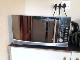 Microwave oven 34l 1000W