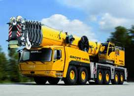 MOBILE CRANE OPERATING COURESES AND TRAINING