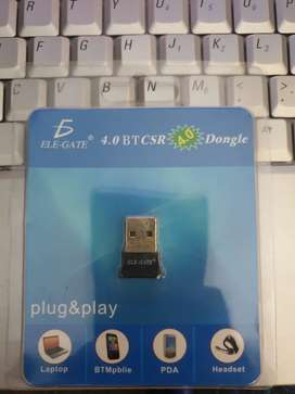 Bluetooth 4.0 PC USB Dongle Works Great With Xbox PS3 and Ps4 Control