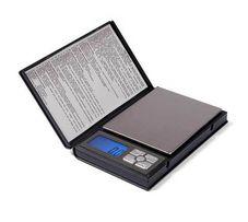 Весы карманные ювелирные книжка до 2кг