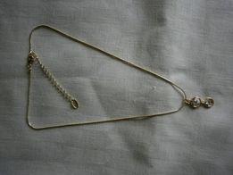 wisiorek Yves Rocher z kryształkami Swarovskiego