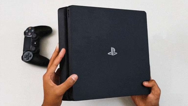 ps4 slim 500 GB - unchipped 0