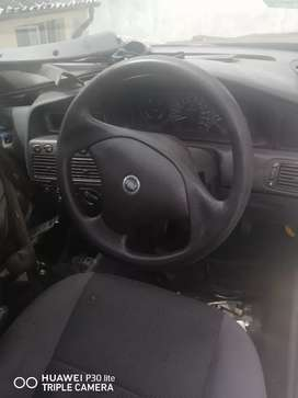 Fiat strada dashboard with with all panels R850