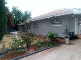 Beautiful three bedroom house for rent