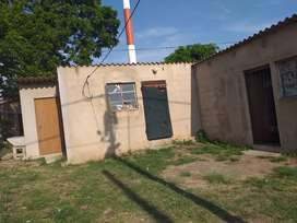 4 room house with a spaza shop at ohlange township inanda