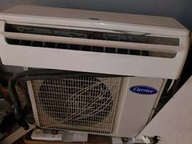 CARRIER 12000BTU SECOND HAND