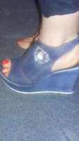 Женская обувь на платформе