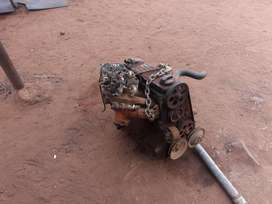 1.3l Golf Mk1 engine and gearbox