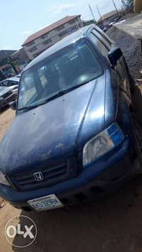 Honda crv in a good working condition 0