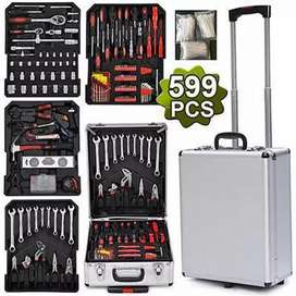 Chrome Vanadium Toolbox 599pc