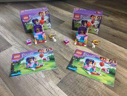 Zestawy zestaw Lego Friends Imprezowa Garderoba 41114 klocki dodatki
