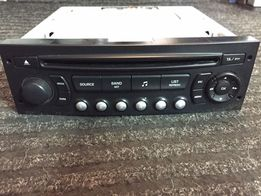 Radio CD MP3 Citroen C3 II C3 Picasso Peugeot 308