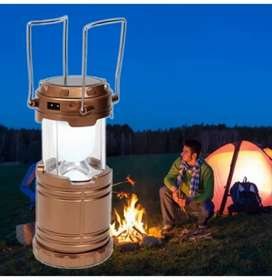 Solar / Rechargeable Camping Lantern