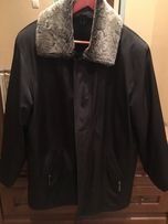 Продам мужскую куртку тёплую 52 размера XXXL