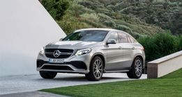 Обвес GLE63 AMG Mercedes-Benz GLE-Class Coupe C292