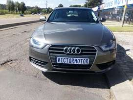 2015 Audi A4 2.0 TDI 124 000km Auto for sale