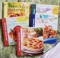 Książki kucharskie Reader's Digest