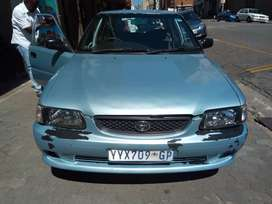 Toyota tazz at very low price