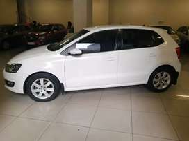 Vw polo 1.4 2013 model 91000km in a very good condition