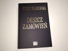 Książka Deszcz zamówień Ford Harding