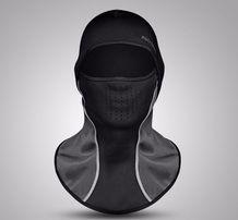 Балаклава ROCKBROS LF7122 до -10!! зимний флис баф лыжная маска