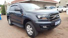 2017 FORD EVEREST 2.2XL 6AUTO SUV 7 SEATS 9000KM IN PERFECT CONDITION