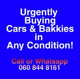 Used Vehicles Wanted!
