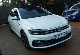 2020  VW POLO 8  1.0Tsi  Automatic  with Sunroof