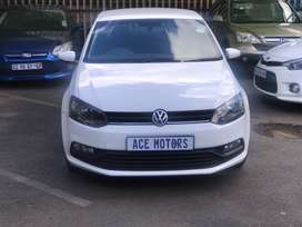 2017 VW Polo 1.2 TSI COMFORTLINE FOR SALE R149999