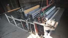 Toilet paper Machine 1.3m,bend saw cutter,core making machine,R125000
