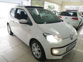 2015 Vw Up 1.0L (SUNROOF) in immaculate condition