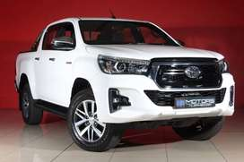 Toyota Hilux 2.8 GD-6 4x4 A/T Double Cab