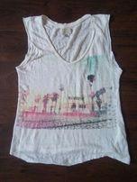 Bluzeczka T-shirt Zara S