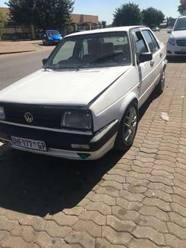 Jetta 2 stripping for spares