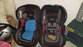 2 Carseats for sale