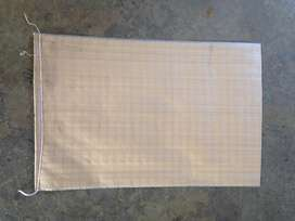 Wood bags Woven pp bags laminated