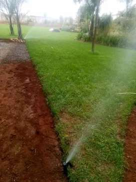 IRRIGATION SPRINKLER SYSTEMS AND BOREHOLE PUMPS _O83_373_9934