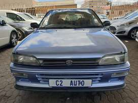 1997 Toyota Tazz 1.3 Manual