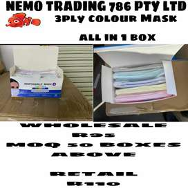 Nemo trading 786 colour Mask