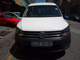 Volkswagen caddy 1.6  2018 model for SELL