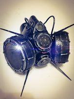 репиратор противогаз стимпанк гоглы маска steampunk постапокалипсис