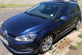 2013 VW Golf 7 2.0 TDI BMT Highline DSG