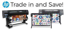 Обмен широкоформатного оборудования, принтеров, плоттеров. Trade-in.