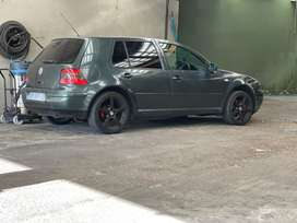 Golf 4 GTI 1.8T - New Engine fitted