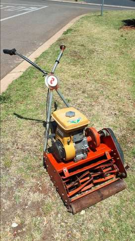 Professional lawnmower with Robin Engine