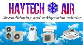 Haytech Airconditioning services
