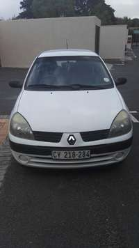 Image of White 2006 Renault Clio for Sale!!