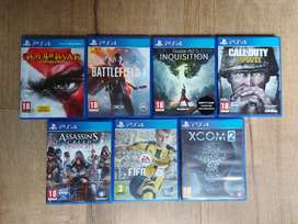 19 PS4 Games for Sale